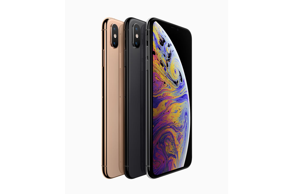 Apple iphone xs iphone xs plus iphone xr keynote