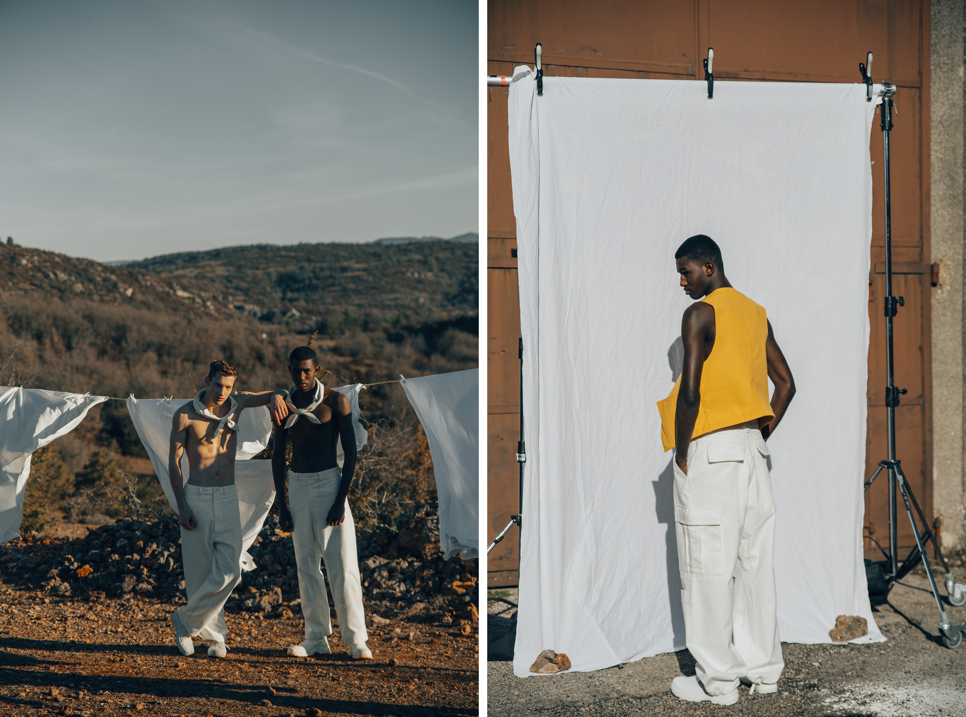 Jacquemus Menswear Collection Two Editorial