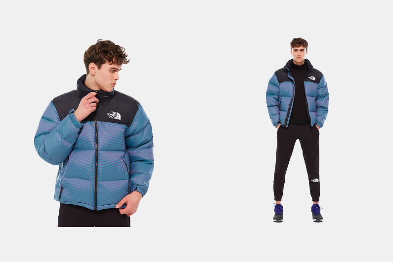 The North face, hoodie, chapeau